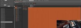 Creating custom drum sounds by drag and drop or resampling