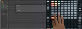 Maschine Jam Using the Performance FX