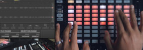 MASCHINE Jam – Accessing more than 16 slices at once