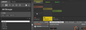 Maschine 2.6.6 – Drag To Reorder, Duplicate Scenes & Groups, Add Kits In Ideas View