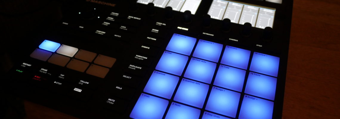 Maschine MK3 First Look & Interview With Maschine Product Manager