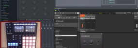 Maschine 2.6.9 – Sequencing in FL Studio