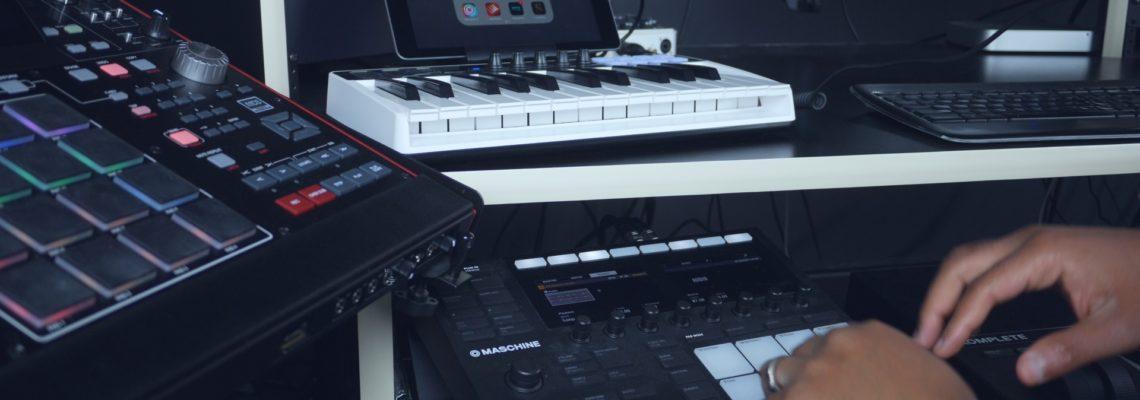 Maschine 2.7.3 – Audio Loop Recording & Workflow With External Gear